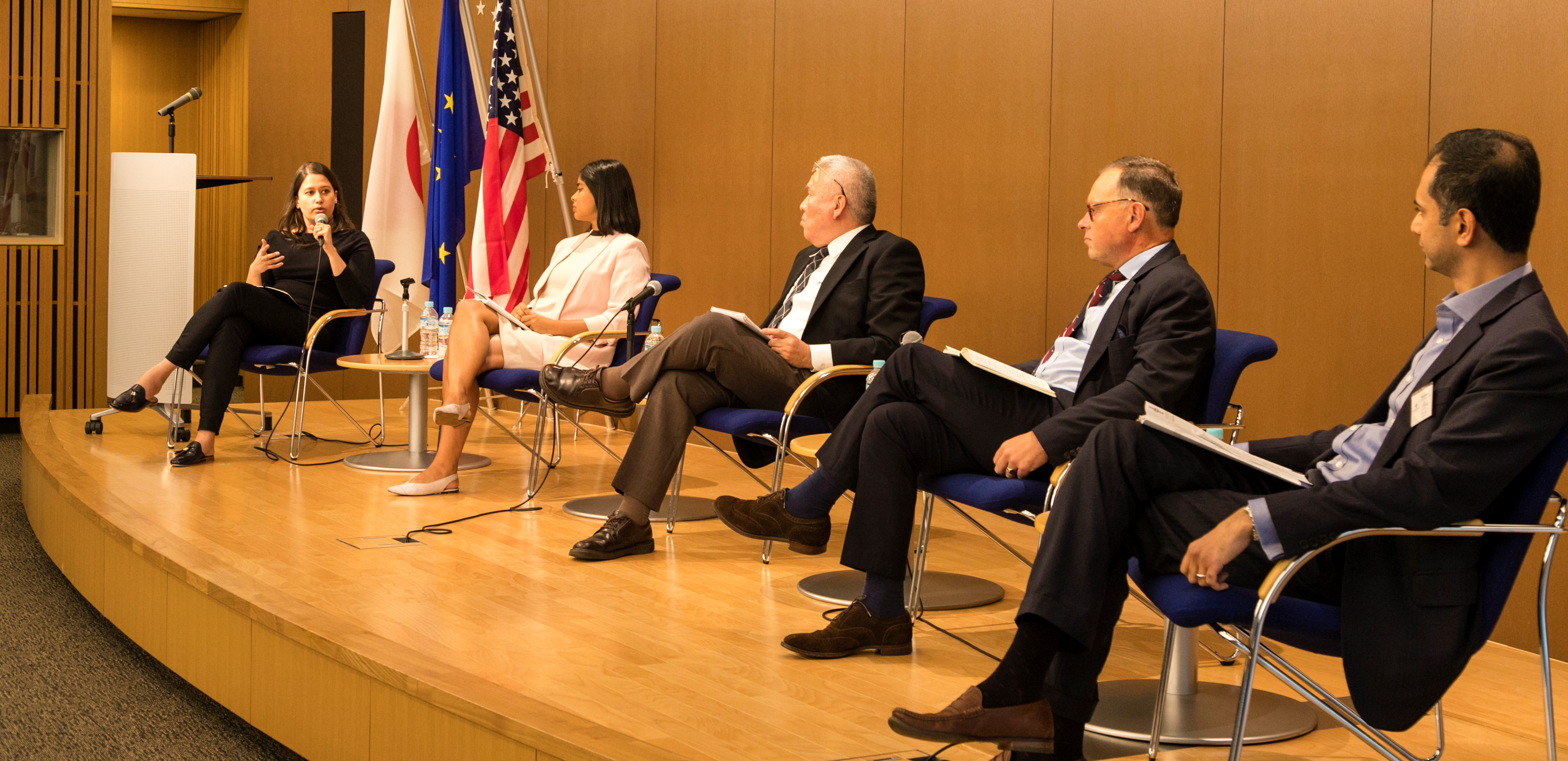 More Europe in the Indo-Pacific: Trilateral Forum Tokyo