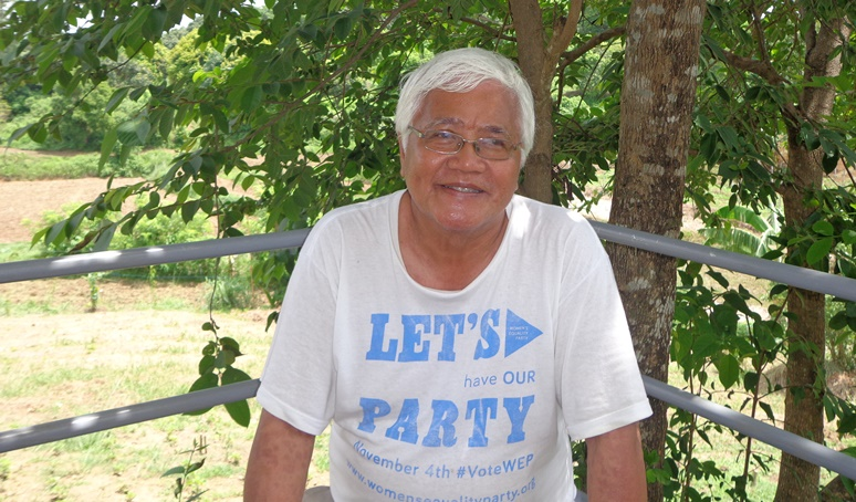 There is no reason why Filipinos should be destined to endure poverty, says Gawad Kalinga founder Tony Meloto.