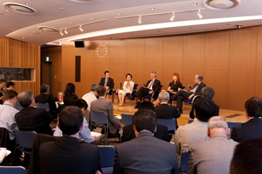 Trilateral Forum Tokyo 2013