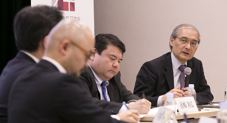 "113th Tokyo Foundation for Policy Research Forum on ""The US Midterm Elections and Implications for Japan-US Relations"""