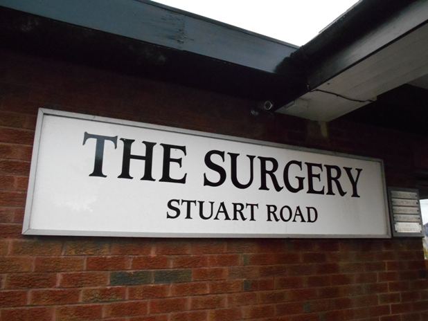 The surgery where Dr. Sawa has his practice.