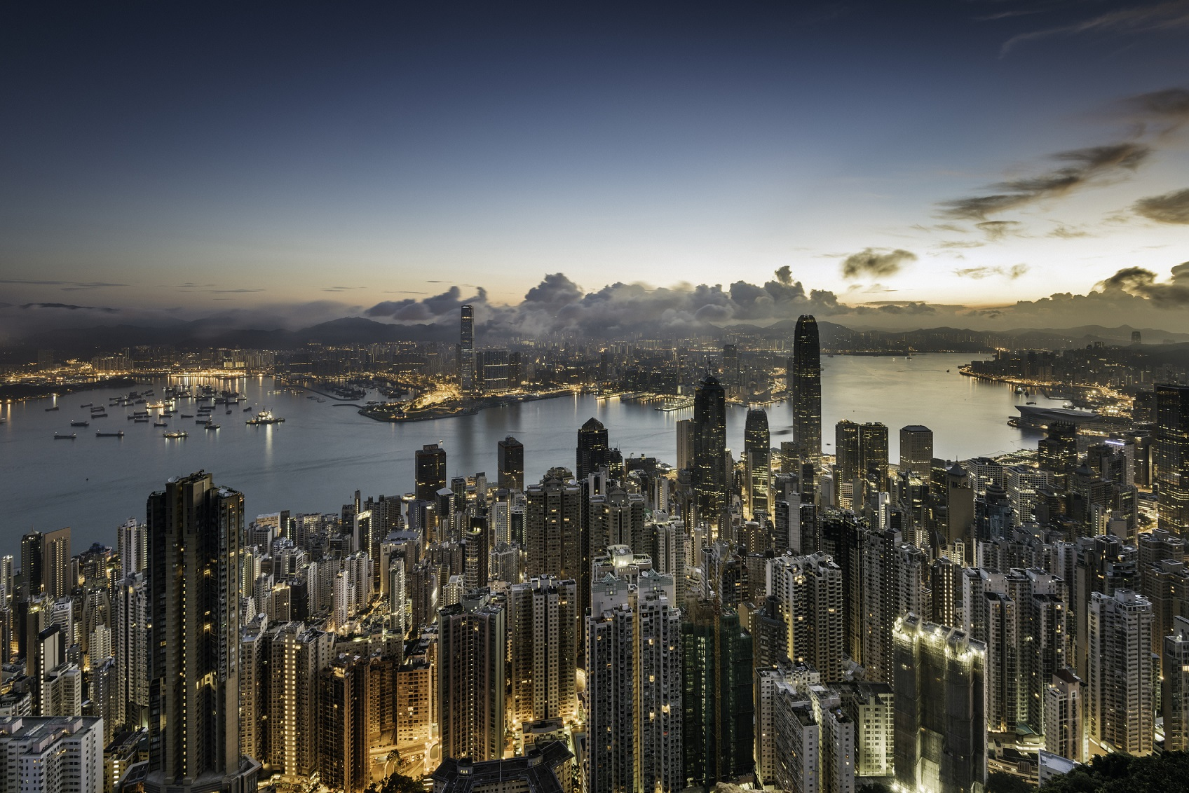 When Hong Kong Ceases to Be Hong Kong