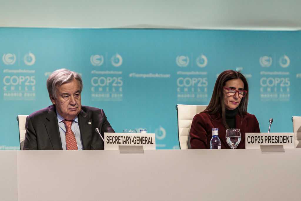 Madrid Climate Summit Illustrates Problematic Future of Global Climate Talks